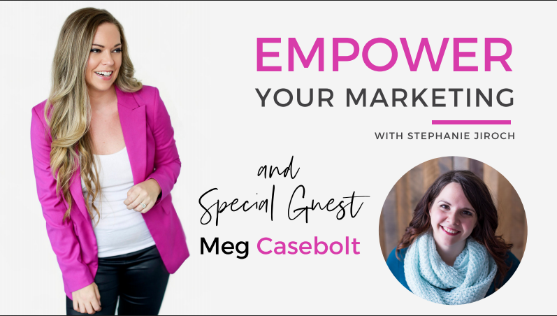 Making SEO Easy With Meg Casebolt