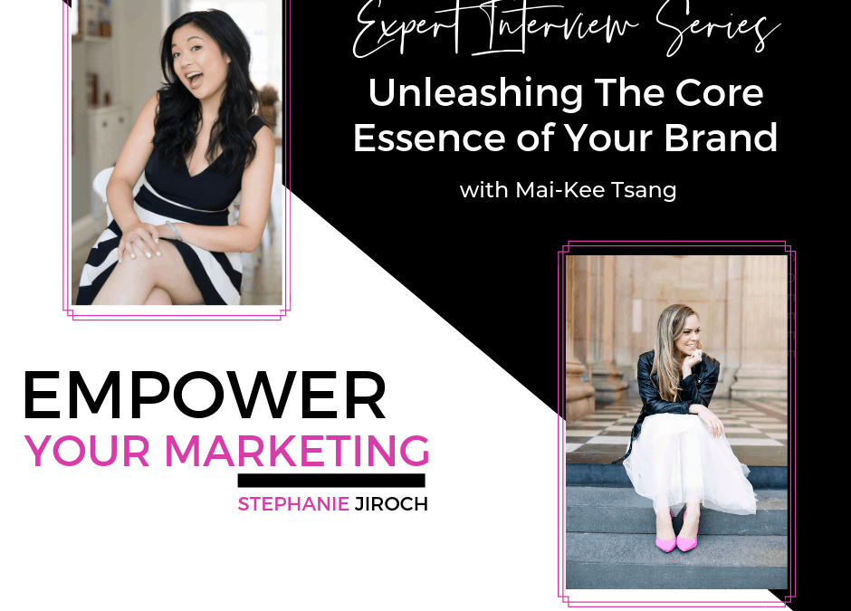 (Expert Interview Series) Unleashing The Courageous Entrepreneur with Mai-Kee Tsang