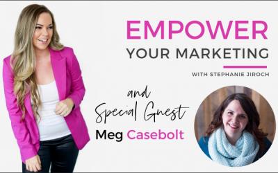 Making SEO Easy With Meg Casebolt