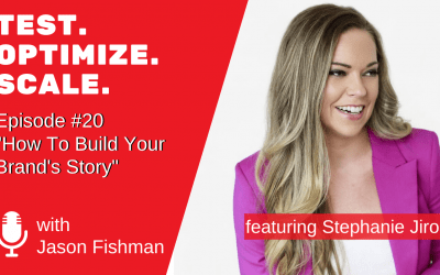My Interview with Jason Fishman on his podcast, Test. Optimize. Scale.